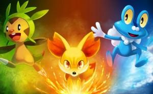 Pokemon X and Y Chesnaught, Delphox and Greninja exposed
