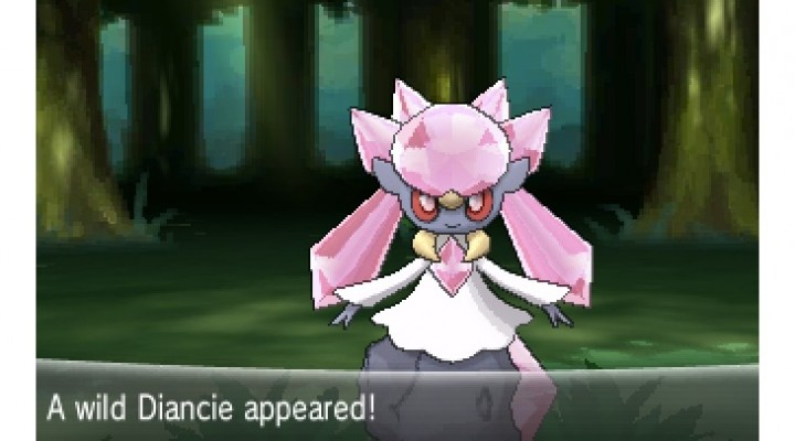 Pokemon X and Y Diancie, Volcanion, Hoopa move list