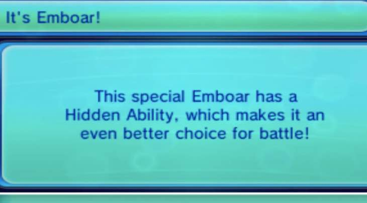 Pokemon Oras Emboar Mystery Gift Code For Us Uk