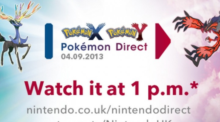 Pokemon X and Y news within hours from event