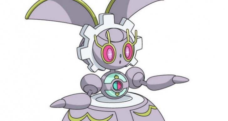 Pokemon Z release date with Magearna hype