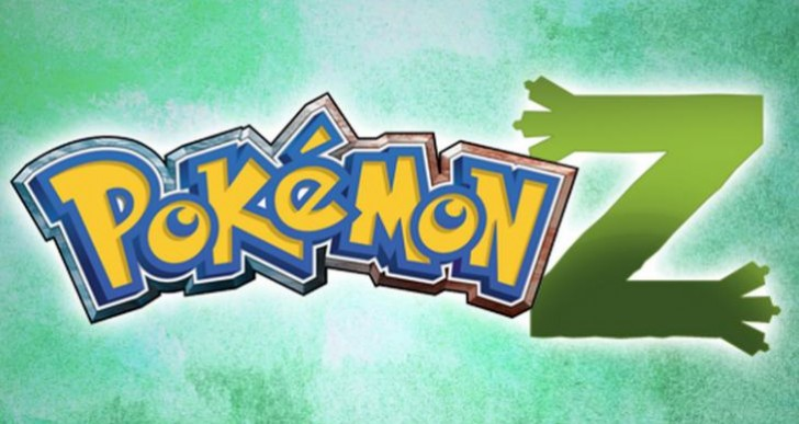 Pokemon X and Y Zygarde Z mystery