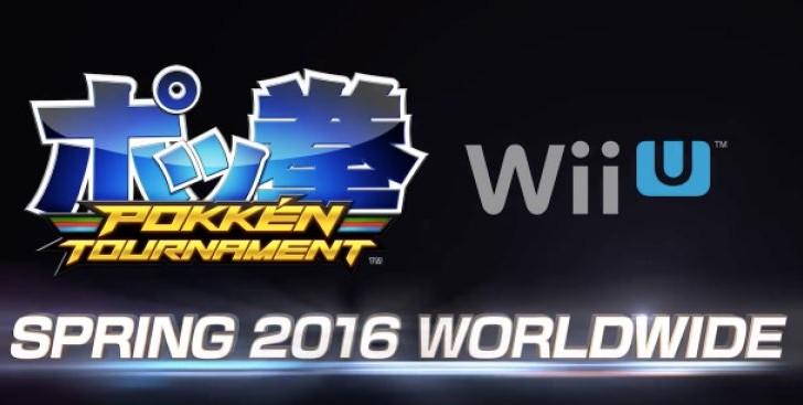 Pokken Tournament Wii U release date joy