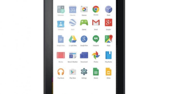 Polaroid 7-inch Quad-core tablet P700BK review missing