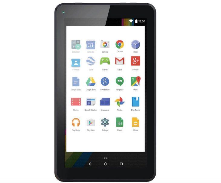 Polaroid 7-inch Quad-core tablet P700BK review missing ...