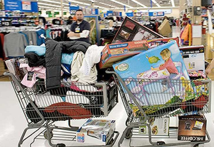 Walmart Pre Black Friday sale 2013