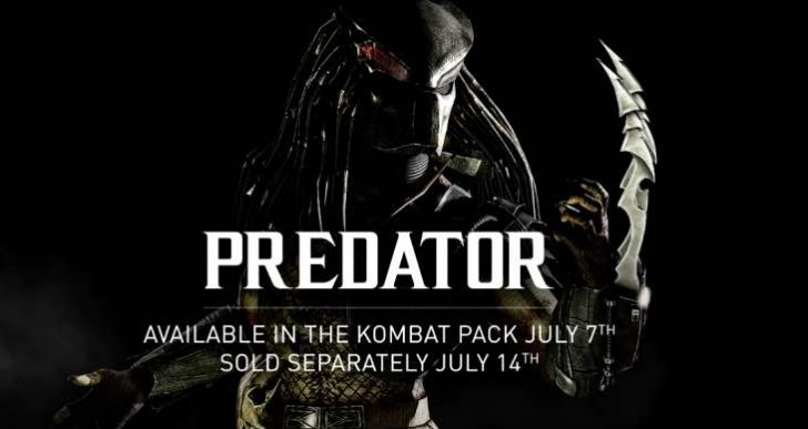 Predator combos in MKX with nasty X-Ray