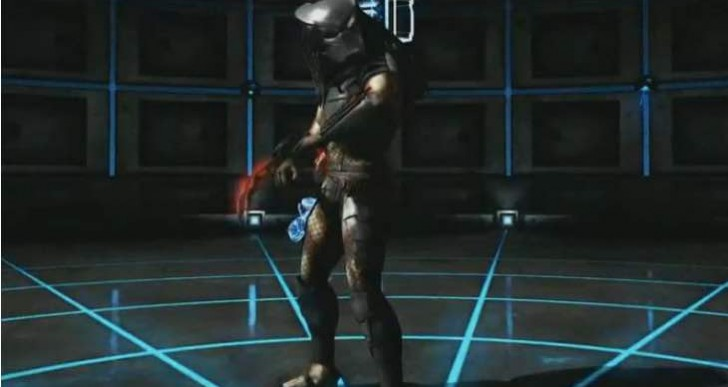 Predator Mortal Kombat X DLC release silence