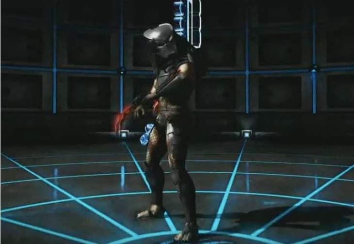 Predator Mortal Kombat X Dlc Release Silence Product