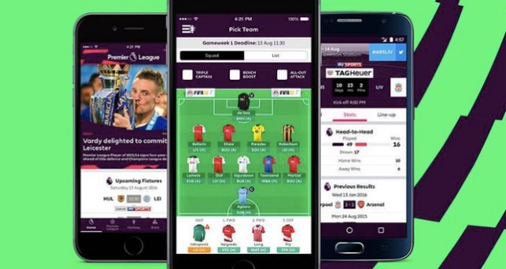 Premier League app Windows Mobile release delay