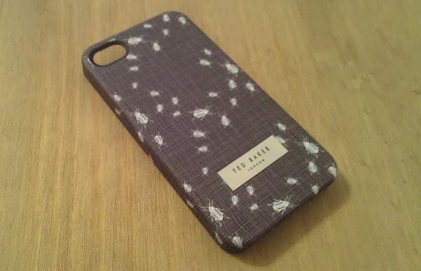 37b74e958 Proporta Ted Baker iPhone 4S Hard Shell Case II review – Product ...
