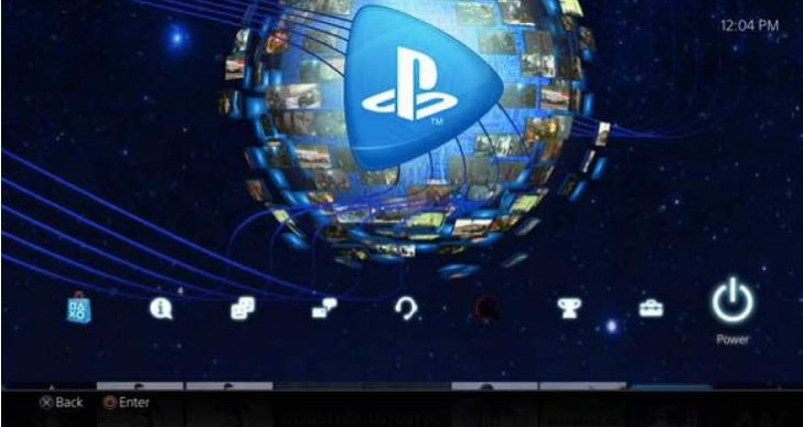 Get PS Now PS4 Theme outside of US