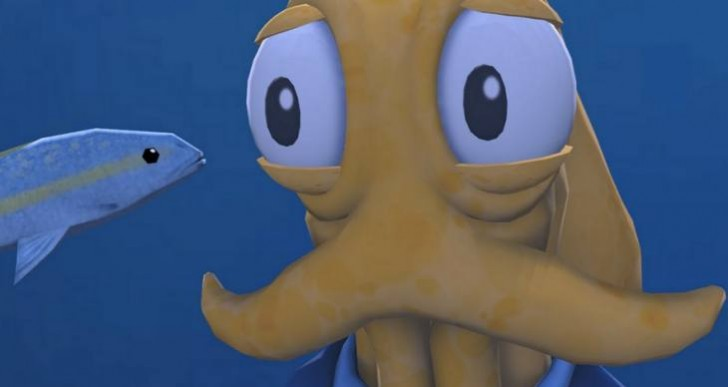 PS Plus August 2014 with Octodad, The Swapper