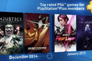 PS Plus December 2014 release date and trailer