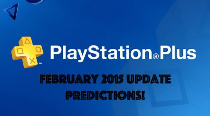 Will PS Plus February 2015 update continue AAA games?