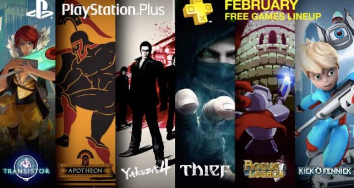 PS Plus February 2015 lineup Vs Games with Gold winner