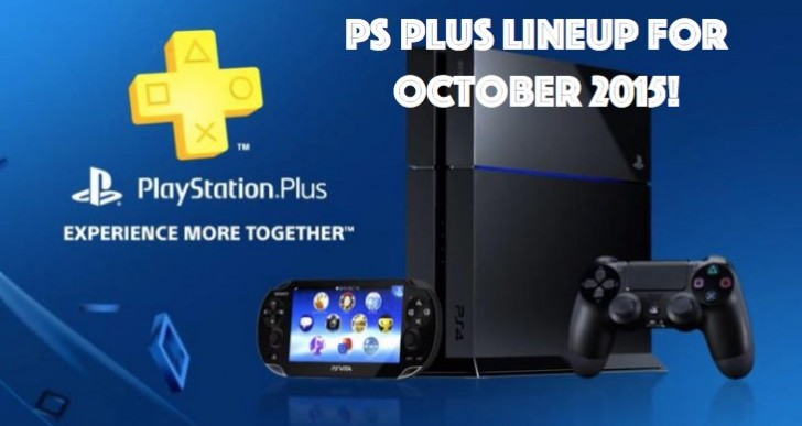 PS Plus October 2015 disappointment on PS4, PS3