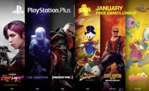 PS Plus January 2015 update release time in PST, GMT, EST