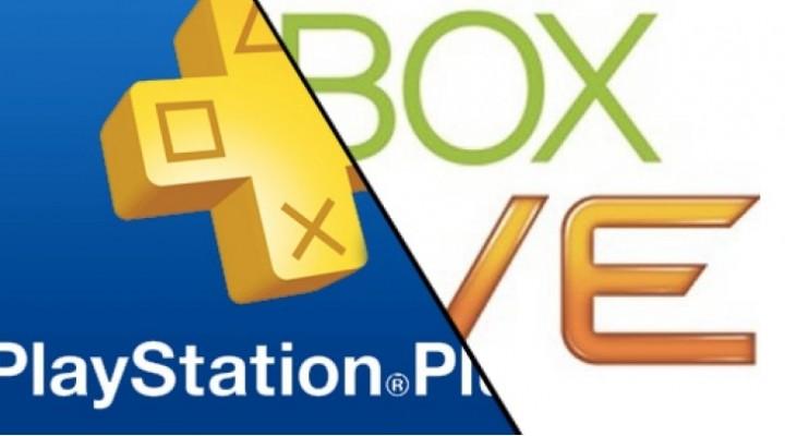 PS Plus June 2014 update Vs Xbox Live Gold