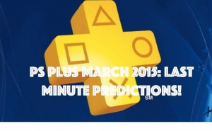 PS Plus March 2015 free games countdown on PS4, PS3