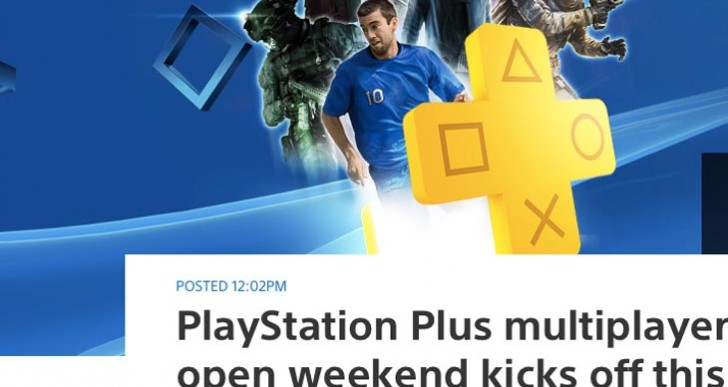 Free PS Plus PS4 trial before October 2014 update
