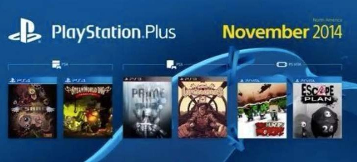 PS Plus November with indie anniversary reaction