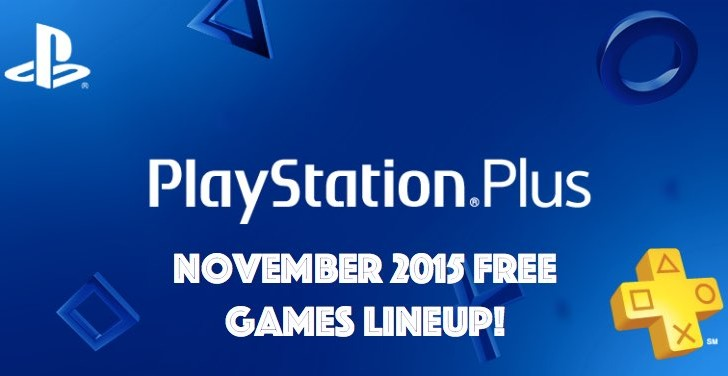 PS Plus November 2015 AAA game on PS4 confirmed