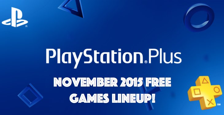 free games playstation plus december 2015