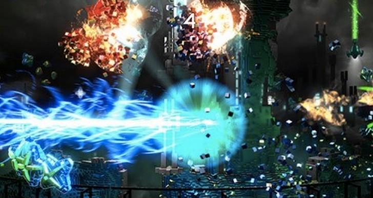 PS Plus PS4 free games, Contrast vs. RESOGUN