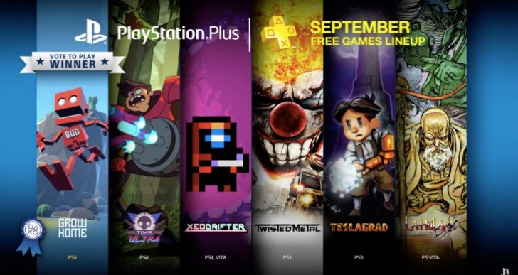 PS Plus September 2015 PS4 disappointment from fans