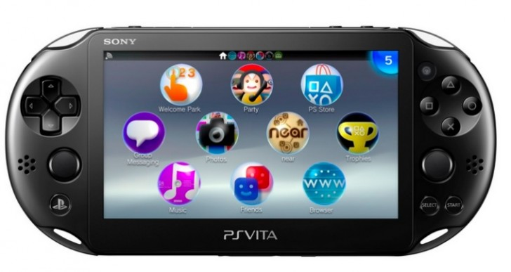 PS Vita 2000 ultimatum with LCD, not OLED