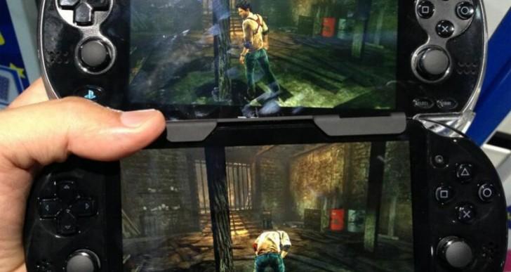 PS Vita 2 vs original shows screen differences