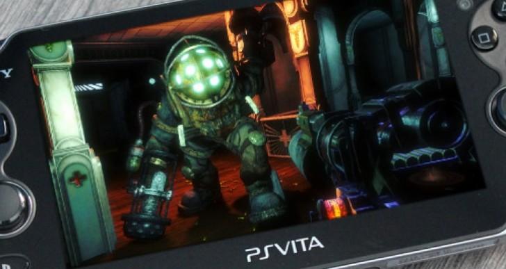 Bioshock PS Vita delay due to money issues