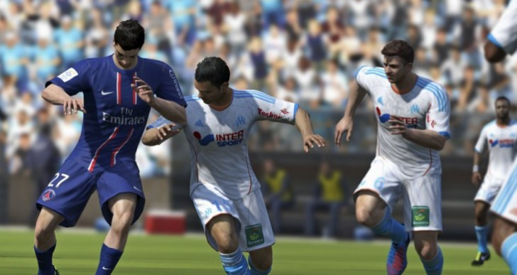 FIFA 14 on PS Vita strengthens handheld further