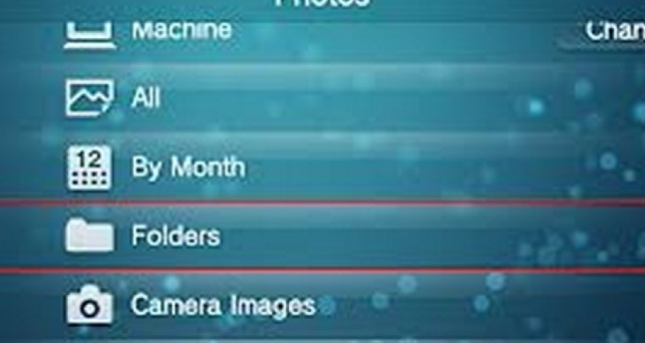 PS Vita update tease with Folder features