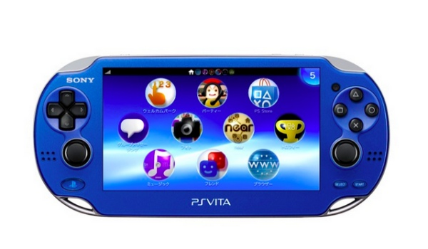 PS Vita Red and Blue for UK, US could be close