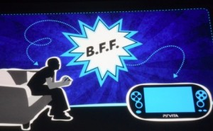 PS4 Remote features with PS Vita bring fulfillment