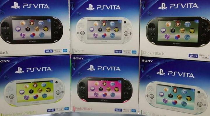 PS4 release sparks PlayStation Vita sales explosion