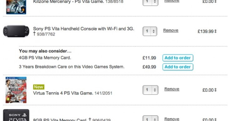PS Vita OLED heaven with UK offer
