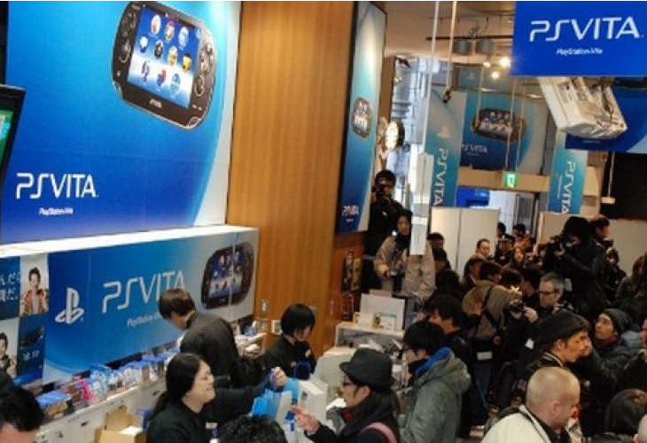 PS Vita beats 3DS in Japan after price cut