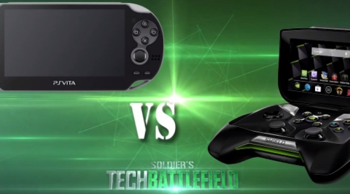 PS Vita vs Nvidia Shield in-depth visual