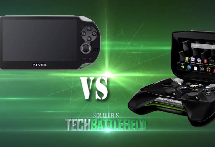 PS Vita vs Nvidia Shield in-depth visual
