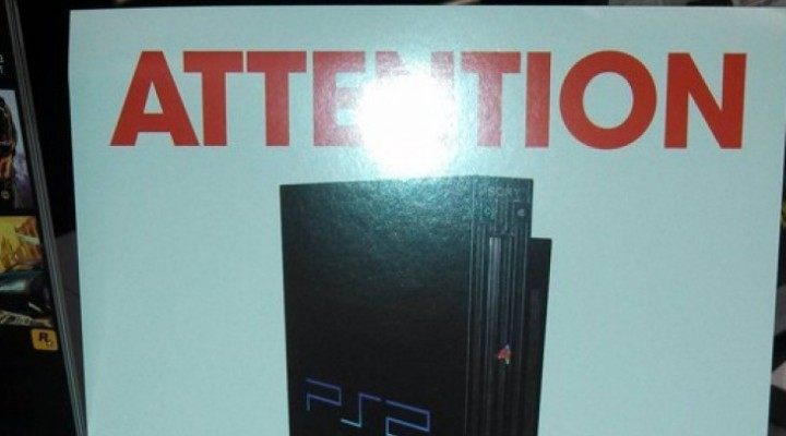 Sony PS4 arrival coincides with PS2 used-trade end