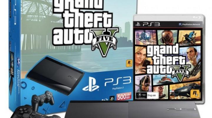 PS3 GTA V bundle for non next-gen gamers