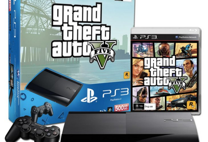 PS3 GTA V bundle for non next-gen gamers