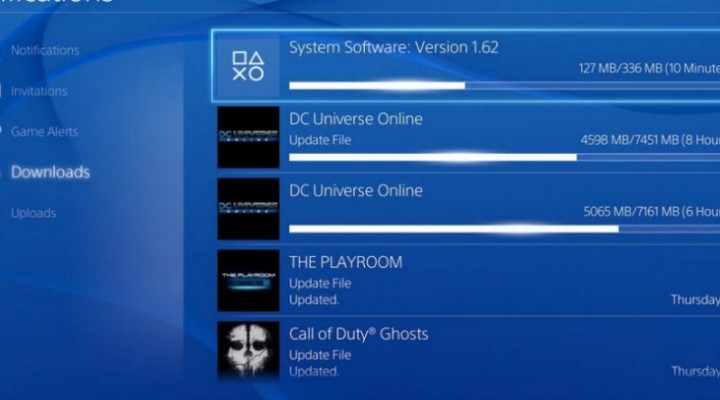 PS4 1.62 update features disappoint