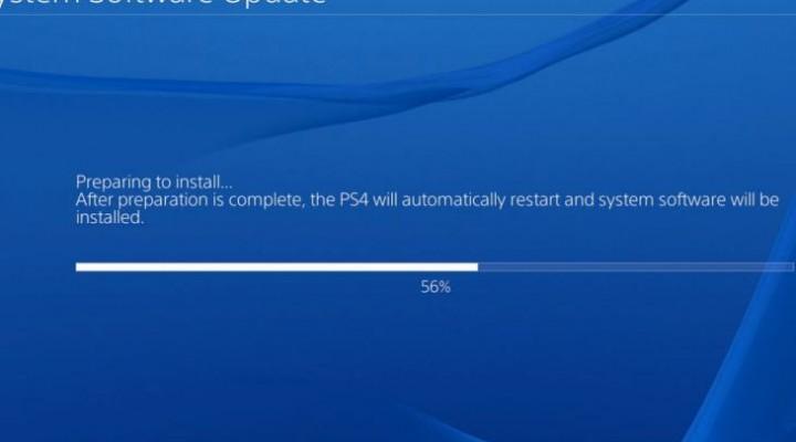 PS4 1.70 update excitement