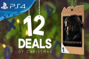 PSN 12 Deals of Christmas on PS4 Live