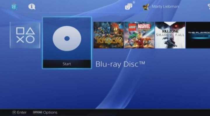 PS4 1.75 update with 3D Blu-Ray countdown