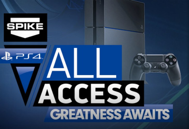 PS4 All Access live stream with excitement